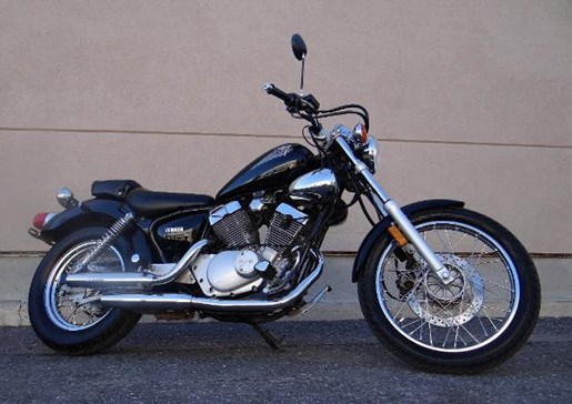 yamaha virago 250 2003 used motorcycle for sale in ottawa ontario. Black Bedroom Furniture Sets. Home Design Ideas