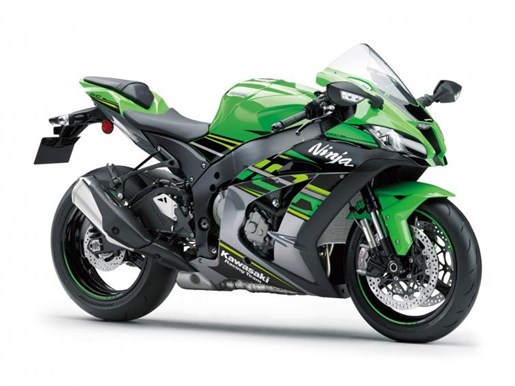 2018 KAWASAKI NINJA ZX-10R KAWASAKI RACING TEAM EDITION Photo 2 of 3