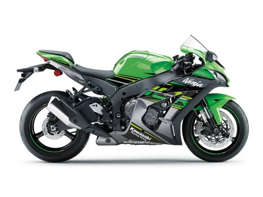 2018 KAWASAKI NINJA ZX-10R KAWASAKI RACING TEAM EDITION Photo 3 of 3