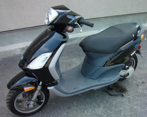 piaggio fly 50 2007 new motorcycle for sale in ottawa ontario. Black Bedroom Furniture Sets. Home Design Ideas