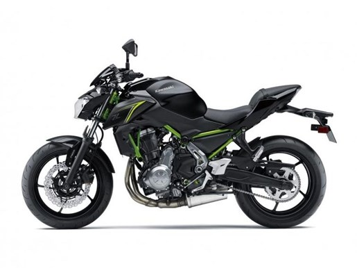 2018 KAWASAKI Z650 ABS / 26$/sem Photo 1 of 9