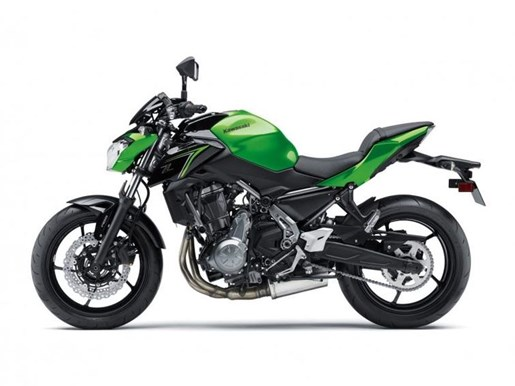 2018 KAWASAKI Z650 ABS / 26$/sem Photo 4 of 9
