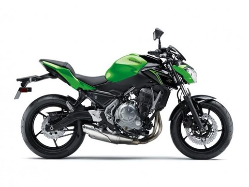 2018 KAWASAKI Z650 ABS / 26$/sem Photo 6 of 9
