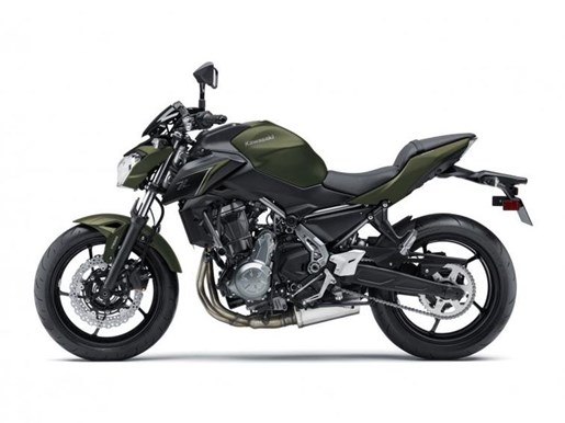 2018 KAWASAKI Z650 ABS / 26$/sem Photo 7 of 9