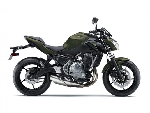 2018 KAWASAKI Z650 ABS / 26$/sem Photo 9 of 9