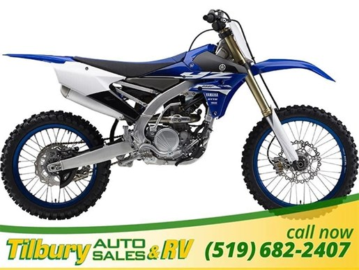 2018 Yamaha YZ250F Photo 3 of 4