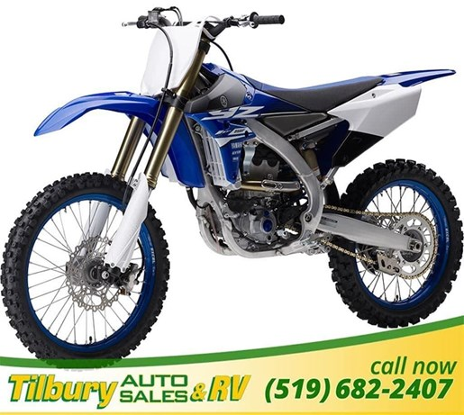 2018 Yamaha YZ250F Photo 4 of 4