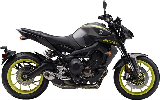 2018 Yamaha MT-09 Photo 21 of 21