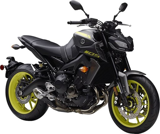 2018 Yamaha MT-09 Photo 20 of 21