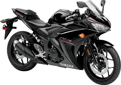 2018 Yamaha YZF-R3 Photo 1 of 2