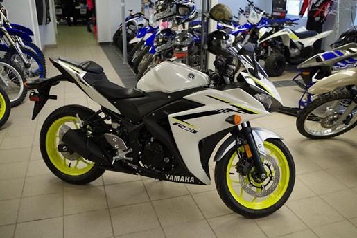 2018 Yamaha YZF-R3 ABS Photo 2 of 18