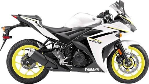 2018 Yamaha YZF-R3 ABS Photo 17 of 18