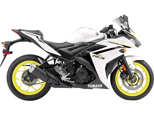 2018 Yamaha YZF-R3 ABS Photo 17 of 18