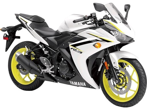 2018 Yamaha YZF-R3 ABS Photo 18 of 18