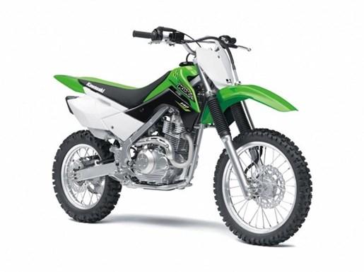 2018 Kawasaki KLX® 140 Photo 1 of 3