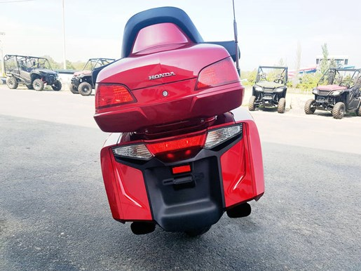 2017 Honda Gold Wing ABS Candy Red Photo 7 of 7