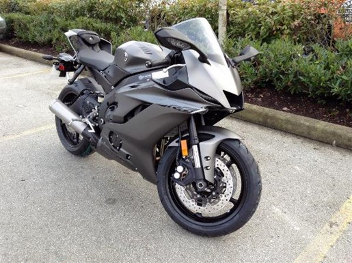 Yamaha yzf r6 2018 new motorcycle for sale in langley for Yamaha r6 600 for sale