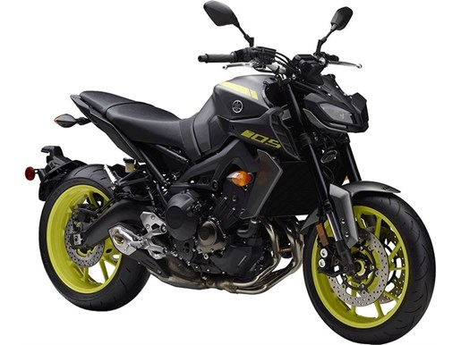 2018 Yamaha MT-09 Photo 15 of 16