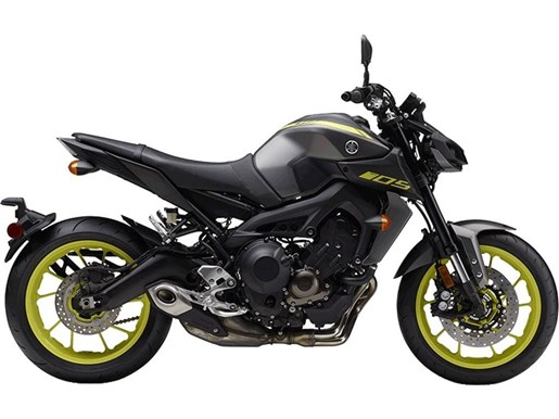 2018 Yamaha MT-09 Photo 16 of 16