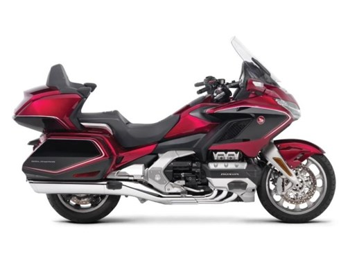 2018 Honda Gold Wing Tour DCT Airbag - $347 BI-WEEK Photo 1 of 1
