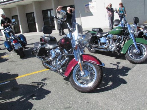 Harley Davidson Heritage Classic For Sale Alberta