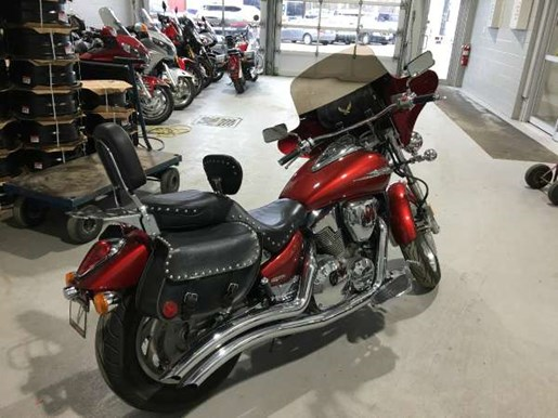 2009 Honda VTX1300C Photo 4 of 15