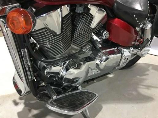 2009 Honda VTX1300C Photo 7 of 15