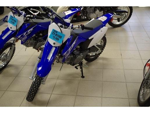 2018 Yamaha TT-R110E Photo 3 of 10