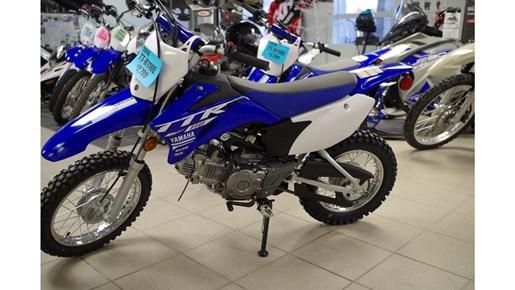 2018 Yamaha TT-R110E Photo 1 of 10