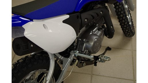 2018 Yamaha TT-R110E Photo 8 of 10