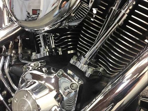 2001 Harley-Davidson FLSTC/FLSTCI Heritage Softail Classic Photo 6 of 24