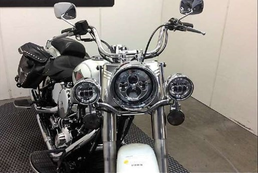 2001 Harley-Davidson FLSTC/FLSTCI Heritage Softail Classic Photo 12 of 24