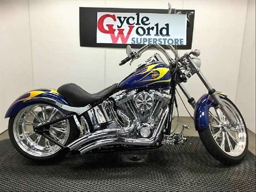 2006 Harley-Davidson Softail Standard Photo 1 of 18