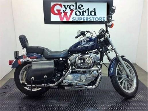 1998 Harley-Davidson XL883 Hugger Photo 1 of 10