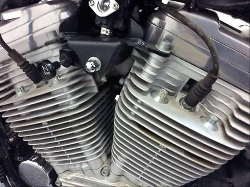 1998 Harley-Davidson XL883 Hugger Photo 10 of 10