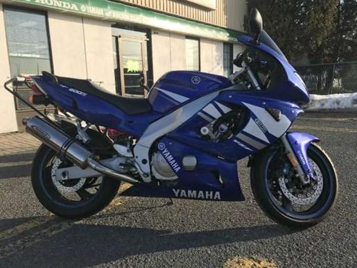 2003 Yamaha YZF-600R Photo 1 of 3
