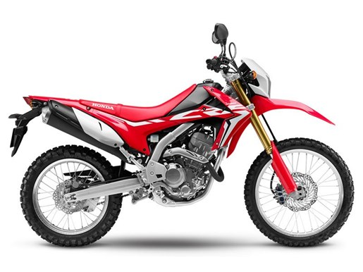 2018 Honda CRF250L Photo 1 of 1