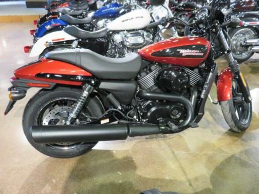 2018 Harley-Davidson Harley-Davidson Street 750 Photo 1 of 7