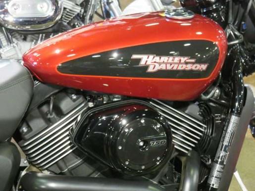 2018 Harley-Davidson Harley-Davidson Street 750 Photo 4 of 7