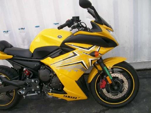 2009 Yamaha FZ6R Photo 3 of 29