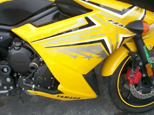 2009 Yamaha FZ6R Photo 4 of 29