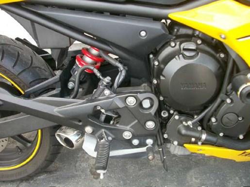 2009 Yamaha FZ6R Photo 9 of 29