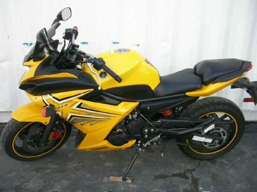2009 Yamaha FZ6R Photo 20 of 29