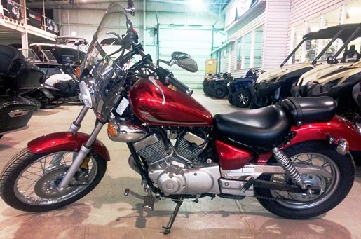 Yamaha v star 250 2016 used motorcycle for sale in for Yamaha v star 250 for sale