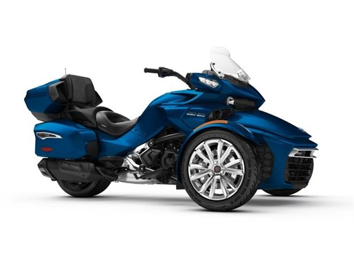 2018 Can-Am Spyder® F3 Limited Chrome Photo 1 of 3