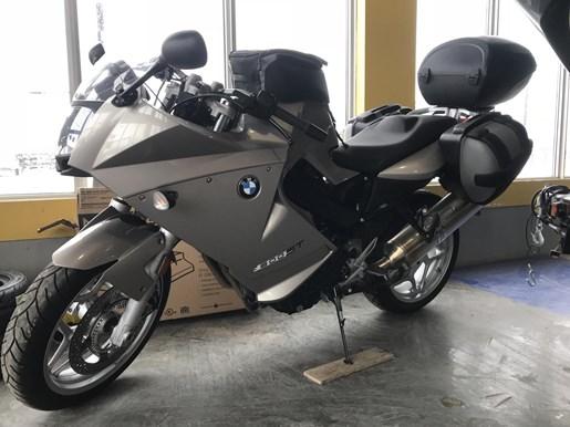 2010 BMW BMW F 800ST Photo 1 of 8