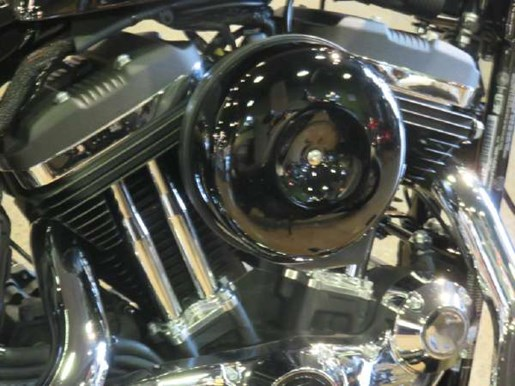 2018 Harley-Davidson Forty-Eight Photo 2 of 9
