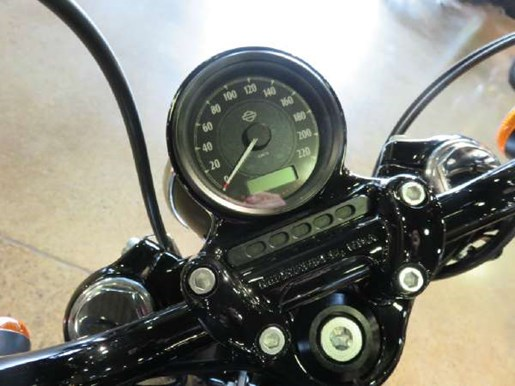 2018 Harley-Davidson Forty-Eight Photo 7 of 9