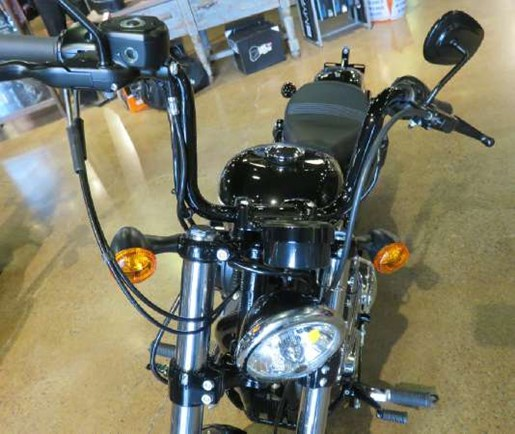 2018 Harley-Davidson Forty-Eight Photo 9 of 9