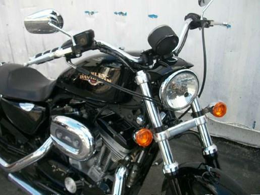 2009 Harley-Davidson Sportster 883 Low Photo 4 of 28
